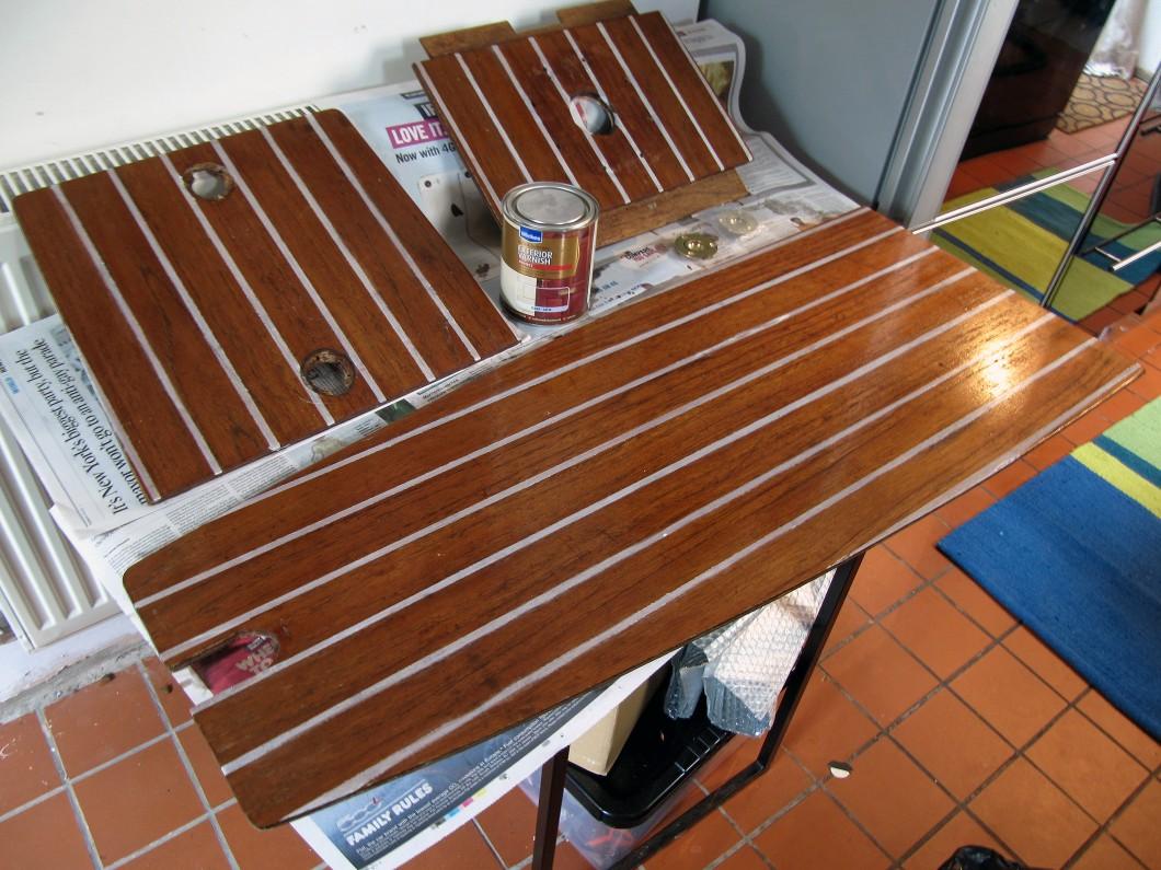 Cabin Sole Refurbishment Hurley 22