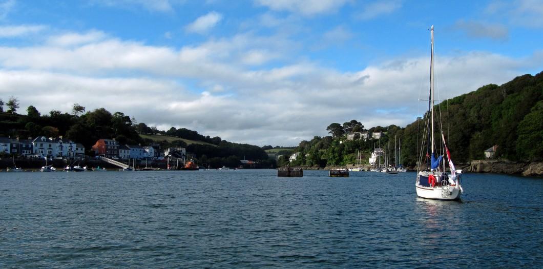 Fowey Harbour Hurley 22